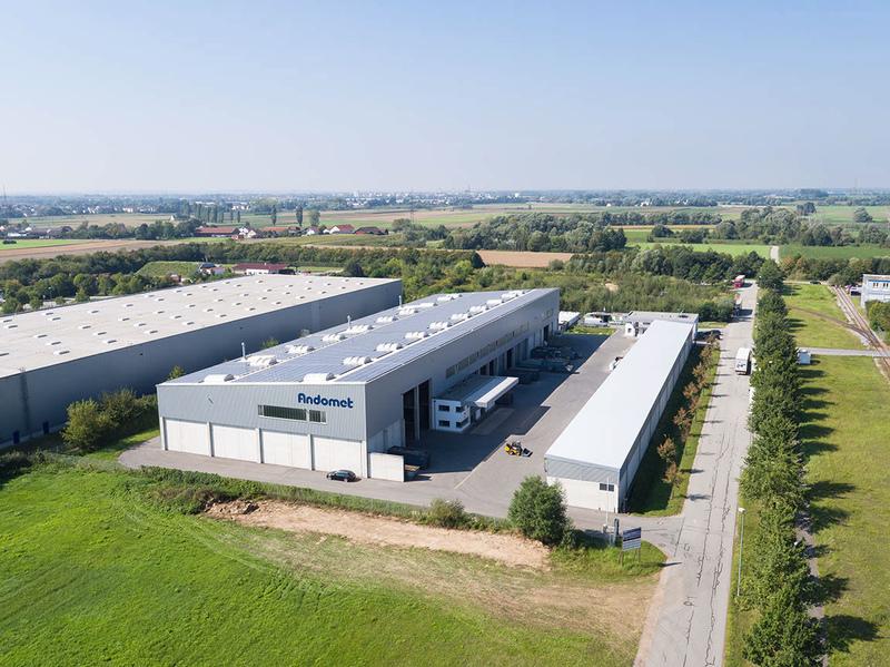 Andomet GmbH & Co. KG, Werk 2