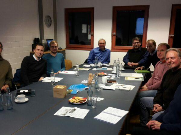 Experten Runde zur Diskussion von Verwertungsszenarien für Reststoffe aus Molkereibetrieben